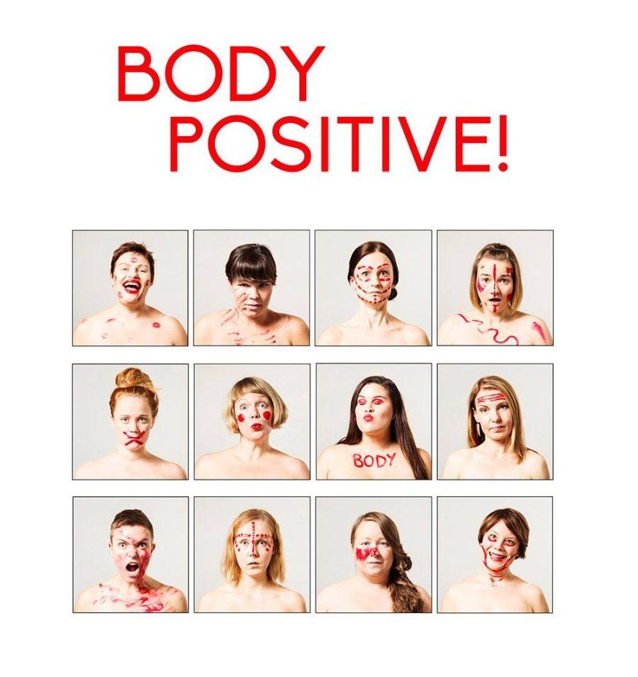 Body Positive! by Katariina Salmi, Musiikkiteatteri Kapsäkki Emma Salokoski Voices